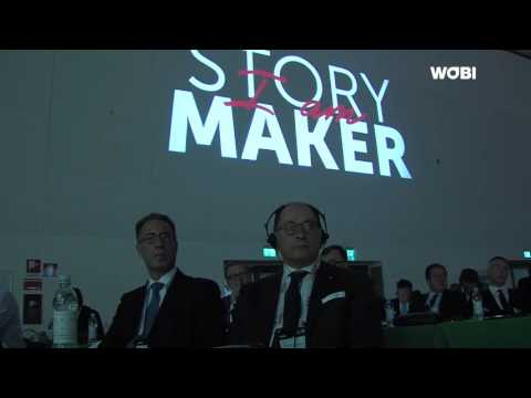 World Business Forum Milan 2015 | Management Live | WOBI