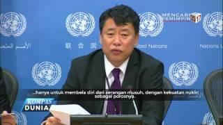Korea Utara Peringatkan Pecahnya Perang Nuklir