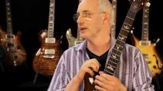 PRS DGT David Grissom Tremolo: Tone Review and Demo With Paul Reed Smith