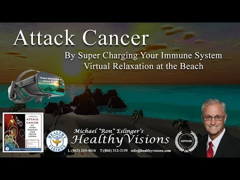 Attack Cancer By Super Charging your Immune System using Clinical Hypnosis