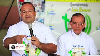Caminando con San Romero para construir la Paz | Conferencia de prensa
