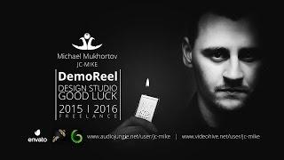 DemoReel - 2015 - 02.2016 - designer Michael Mukhortov - freelance