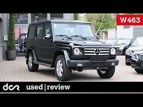 Buying a used Mercedes G-class - 1979-, Buying advice with Common Issues