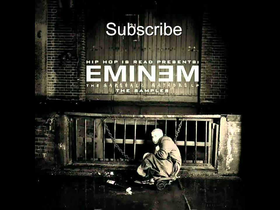 Eminem - Marshall Mathers Lp ( Intro ) - YouTube