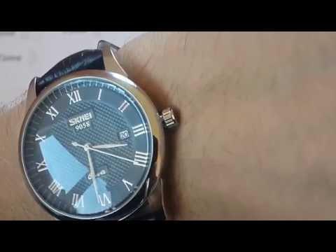 Мужские часы Skmei 9058 .  Обзор