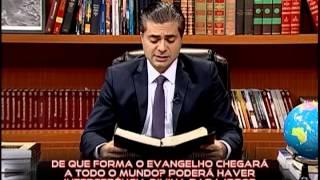 Na Mira da Verdade - A Bíblia condena ou não o consumo de bebida alcoólica? 18.06.2013