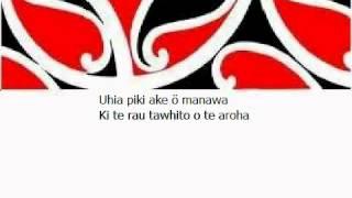 Haka Powhiri - Te Manu Pikowhiri