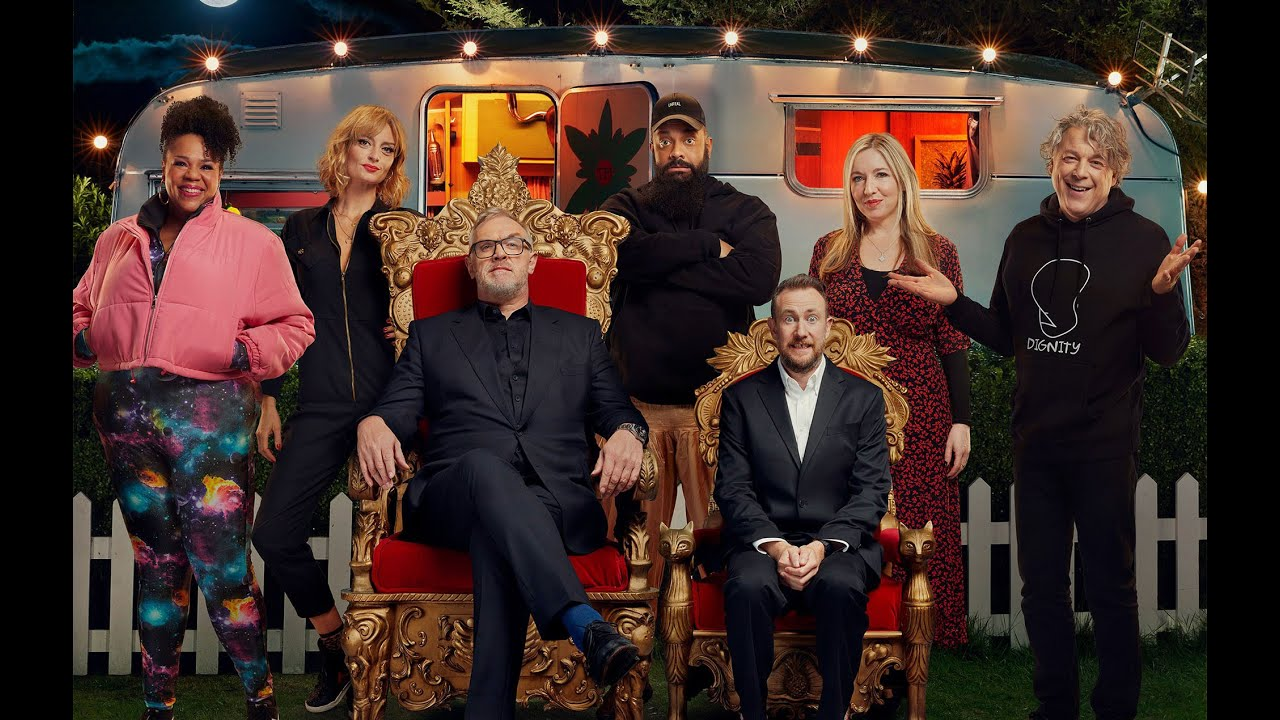 Download Taskmaster - Series 12 Episode 01 - An Imbalance In The Poppability