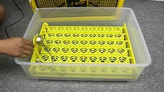 Hướng dẫn sử dụng máy ấp trứng Ánh Dương A100