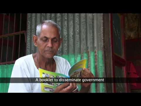 Citizen Services at Union Parishad