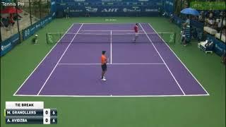 Marcel Granollers (ESP) v Alen Avidzba (RUS) I ATP Challenger Da Nang 2019 QF