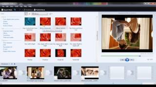 Windows Movie Maker 6.0 Cut
