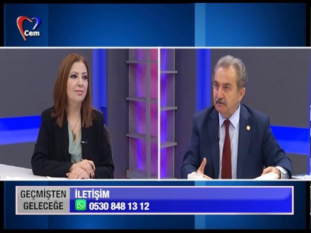 Namık Kemal Zeybek İle Geçmişten Geleceğe //  25 ŞUBAT 2019
