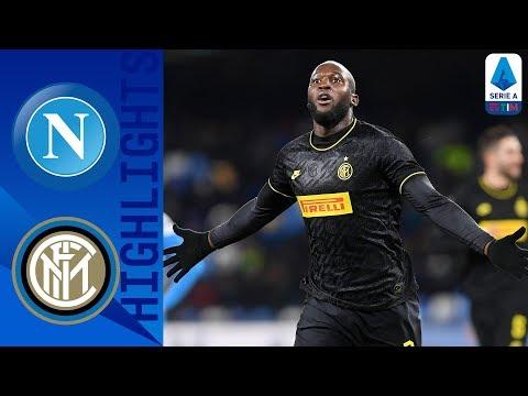 Napoli 1-3 Inter | Lukaku Brace Puts Inter Back on Top | Serie A