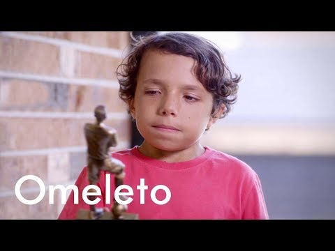 A young boy steals his team's MVP trophy in hopes of solving his family problems. | The Trophy Thief