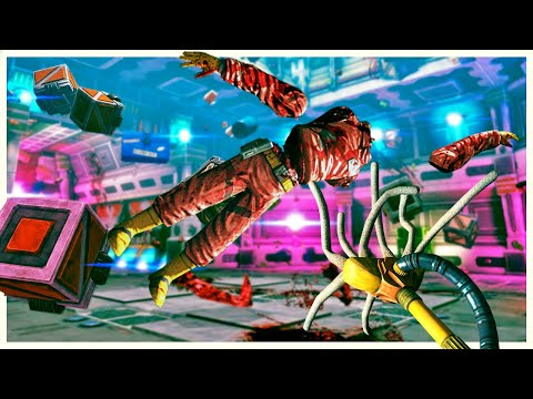 I Lost My Sanity Cleaning Crime Scenes in Zero Gravity - Viscera Cleanup Detail |