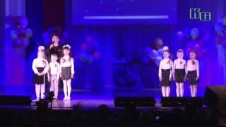 Концерт  с участием дошкольников  Салют Победы в Коврове