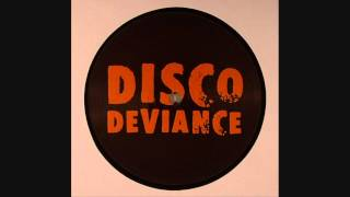 Pete Herbert & Dicky Trisco - In The Disco Last Night (Disco Deviance 30)