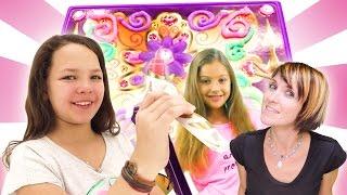Видео для девочек. Шкатулка - поделки своими руками