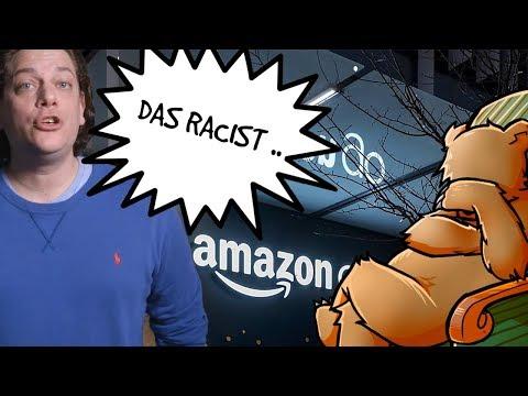 Amazon's new supermarket is racist?!