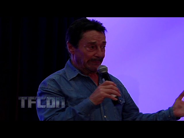 Peter Cullen Feels a Great Responsibility to Optimus Prime