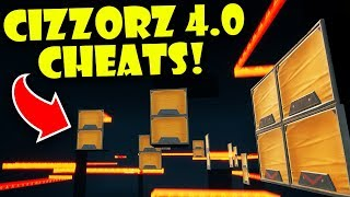 Cizzorz Deathrun 4.0 Code and Cheats Levels 1-16 | Fortnite Creative Guide
