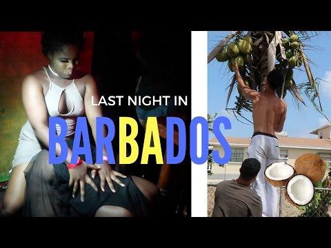 LAST NIGHT IN BARBADOS!!! [VLOG #058]