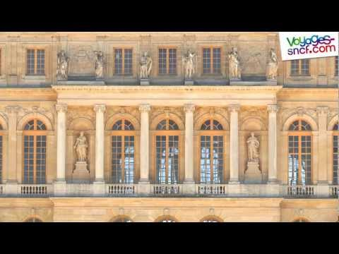 Vidéo Château de Versailles