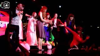 Hari Won - Hari Won thi nhảy với BB Trần - Fan Meeting -11.07.15