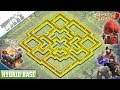 New Best TH11 Base 2019 | Town Hall 11 HYBRID/FARMING Base – Clash of Clans 2019