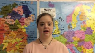 Down Syndrome Ireland: My Opinion, My Vote (MOTE) Class, 2017