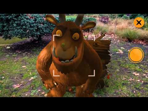 [Tech]  Forestry Commission: The Gruffalo Spotter AR