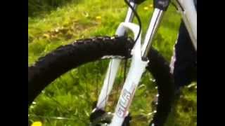 Video Review of Raleigh DBR Mountain Bike