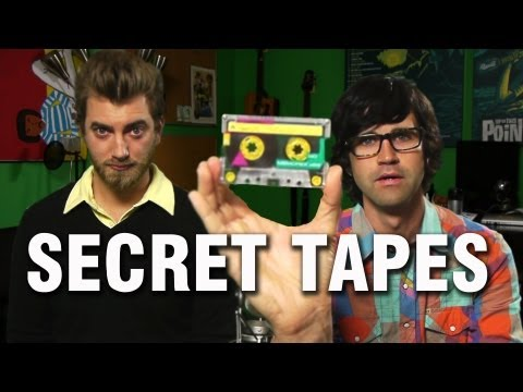 Secret Tapes of Rhett & Link