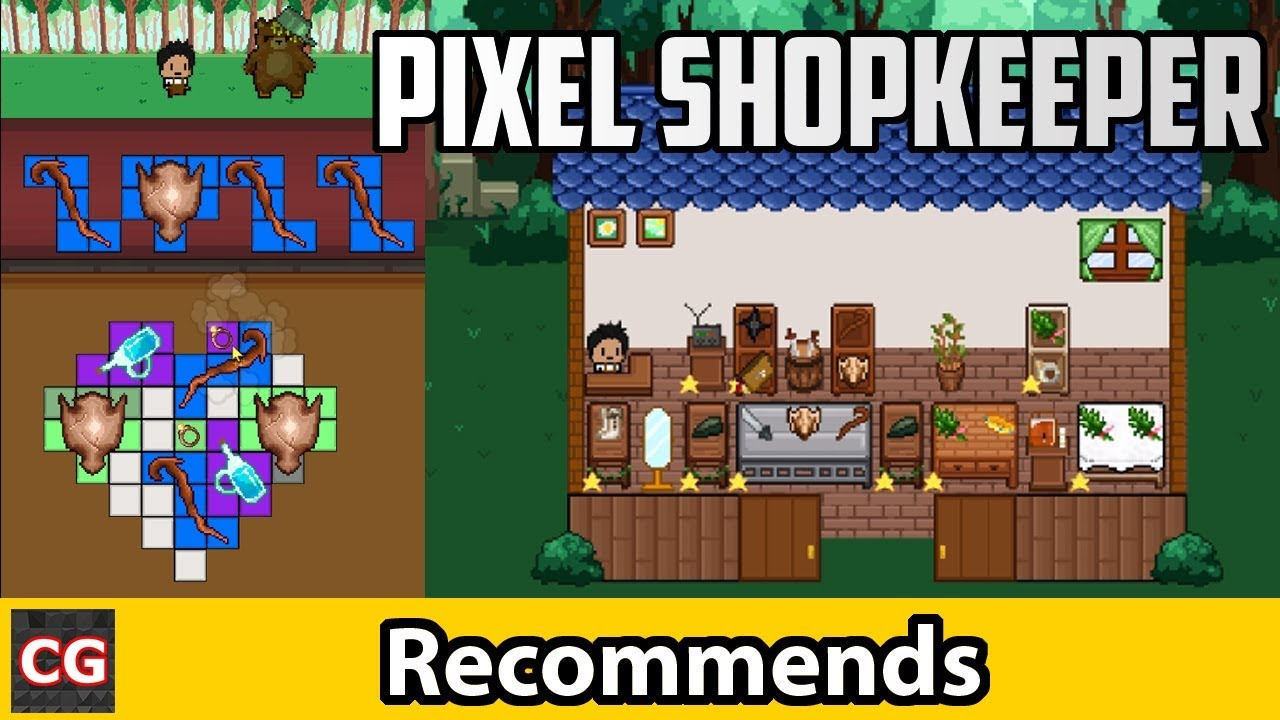 Shopkeeping sim Potion Craft is the top-selling game on Steam