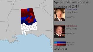 Special Alabama Senate Election of 2017