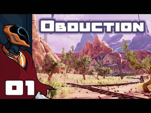 Let's Play Obduction - PC Gameplay Part 1 - Welcome To Hunrath