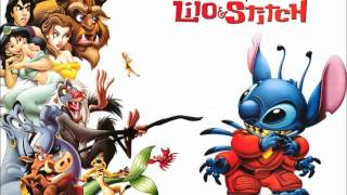lilo and stitch theme