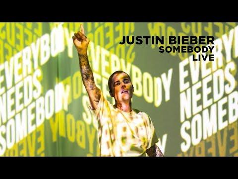 "Justin Bieber performs ""Somebody""   Juno Awards 2021"