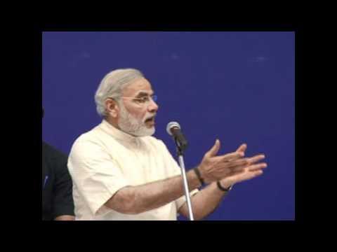 Shri Narendra Modi for the main center for tourism development