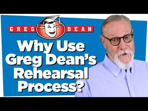 Why Use Greg Dean's Rehearsal Process - Stand Up Comedy Tips - Greg Dean