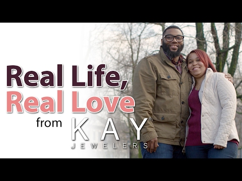 """""""Real Life, Real Love"""" from Kay Jewelers"""
