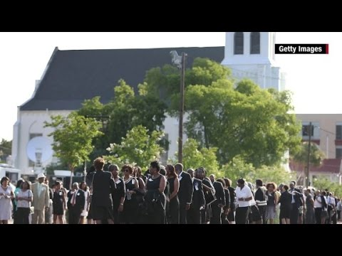 CNN goes inside Charleston church after shooting