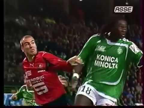 ASSE 2-0 Rennes - 21e journée de L1 2007-2008
