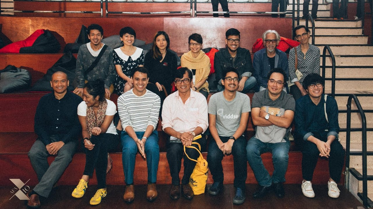 Moderated a discussion on Southeast Asian cinema, on 31 October 2015