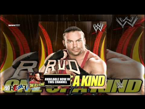 WWE Edit: One of A Kind (Rob Vam Dam) By Breaking Point + Custom Cover And DL
