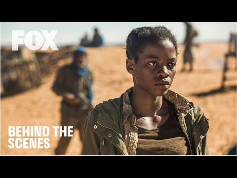 DEEP STATE | Behind The Scenes: Female Leads | FOX TV UK