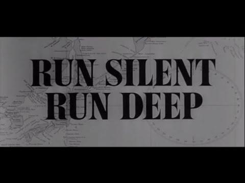 1958 B&W 093 Run Silent, Run Deep   Letterbox   {Clark Gable, Burt Lancaster} War WWII