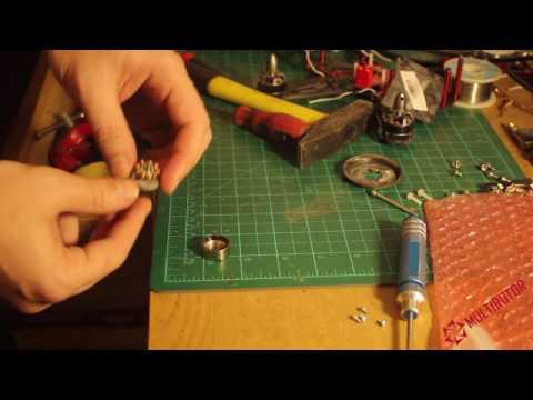 Repair Yaw Motor on DJI Phantom 4