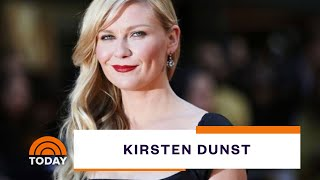 Kirsten Dunst Talks New TV Series, 'On Becoming A God In Central Florida' | TODAY